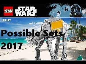 LEGO Rogue One - A Star Wars Story Possible Sets 2017 #1 ...