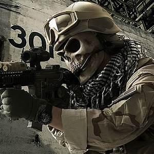 Skull Mask Military Promotion-Shop for Promotional Skull ...