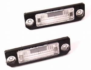 Rear License Plate Light Lamps Lens 06