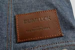 Dumluck: Handmade Denim Items From Old Deadstock Fabrics ...