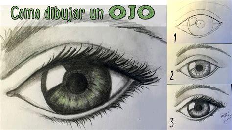 Cómo dibujar un ojo realista: Aprender a dibujar paso a