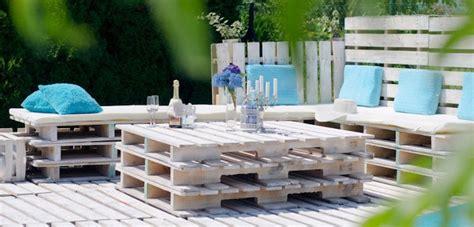 fabriquer salon de jardin en palette de bois 35 id 233 es cr 233 atives