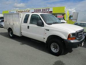 2002 Ford F250 5 Sp Manual 4d Cab Chassis