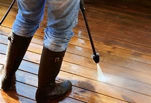 nettoyer une terrasse en bois tout pratique With comment nettoyer une terrasse
