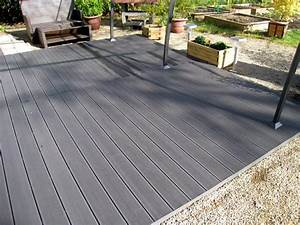 lame terrasse composite l39habis With lame composite pour terrasse