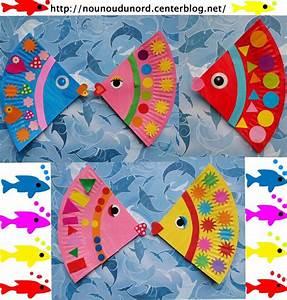 Activite Enfant 1 An : poissons exotiques pour le 1er avril 2014 activit s ~ Melissatoandfro.com Idées de Décoration