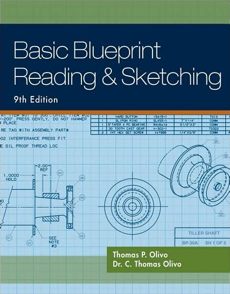 basic blueprint reading and sketching edition 9 by