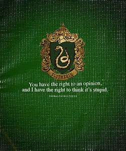 slytherin slytherin pride slytherin quotes house quotes ...