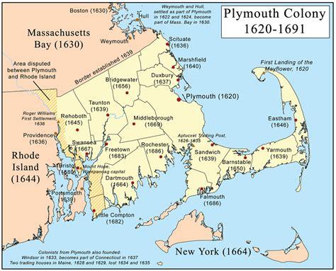 Colonie De Plymouth