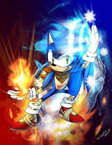 forbidden sonic sonic boom sonic fan characters