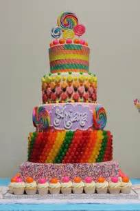 candy land cakes and cupcakes oh how sweet