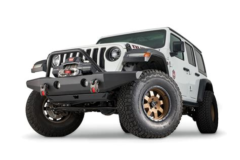 supercars gallery  jeep gladiator bumpers
