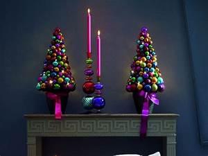 Basteln Mit Alten Weihnachtskugeln : k nstlicher weihnachtsbaum selber basteln idee mit weihnachtskugeln ~ Whattoseeinmadrid.com Haus und Dekorationen