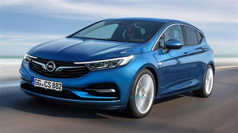 2019 Opel Astra Facelift Should Bring Psa Engines And More