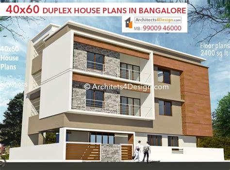 house plans  bangalore  duplex house plans