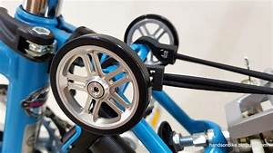 Cateye Volt 1600 Front Light Hands On Bike Brompton M6r
