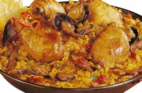 la cuisine espagnole expos recette de la paella