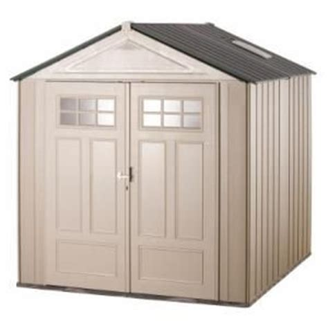 Rubbermaid Big Max Shed Assembly by Rubbermaid Big Max Outdoor Storage Shed Reviews