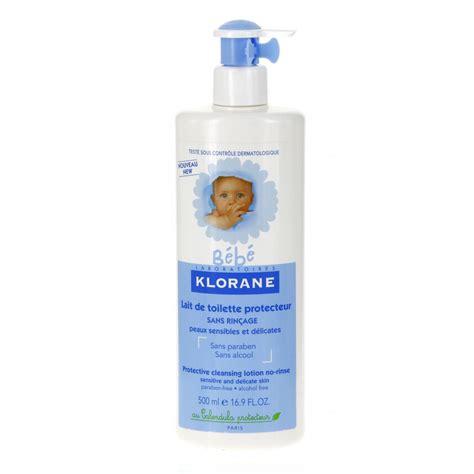 klorane b 201 b 201 lait de toilette protecteur sans rin 231 age