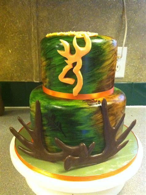 camo country cake cake ideas  designs
