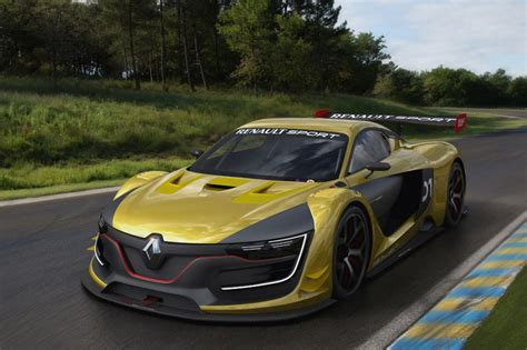 Renault Rs 01 Race Car Unveiled Evo