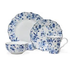 sydney blue 16 dinnerware set 222 fifth