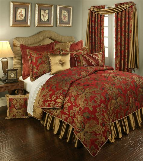 orange and brown curtains verona by horn luxury bedding