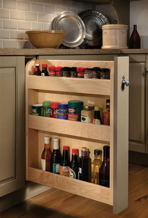 Base Cabinet Pull Out Spice Rack by Base Pull Out Spice Rack