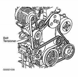 2003 Chevy Venture Serpentine Belt Diagram