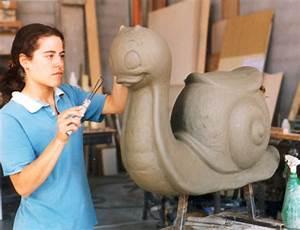Tonfiguren Selber Machen : bindi freivogel skulpturen ~ Markanthonyermac.com Haus und Dekorationen