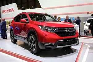 Honda Cr V 2018 : 2018 honda cr v says adios to diesel in geneva embraces hybrid technology autoevolution ~ Medecine-chirurgie-esthetiques.com Avis de Voitures
