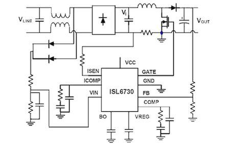 Power Factor Correction Controller Eeweb Community