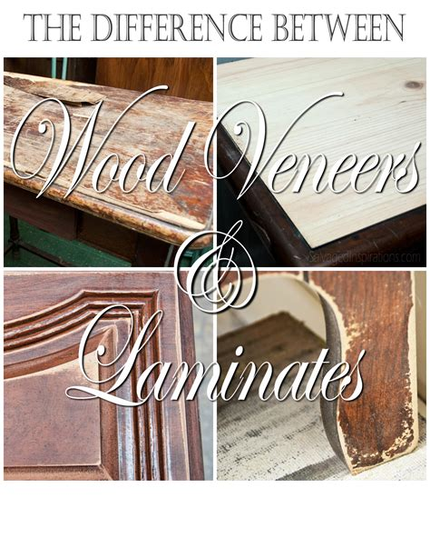 difference between laminate and wood quick tip tuesday the difference between veneer laminate furniture salvaged inspirations