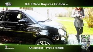 Kit Rayure Vitrage : kit efface rayures finition par gs27 technics youtube ~ Premium-room.com Idées de Décoration