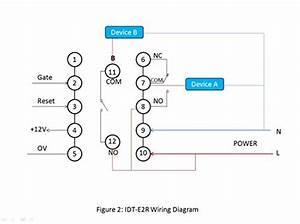 Reset Relay Wiring Diagram