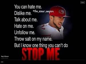 17 Best images ... Colin Kaepernick Inspirational Quotes