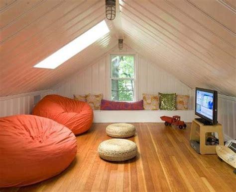 attic tv room 23 spectacular design ideas for unused attic space homesthetics inspiring ideas for your home