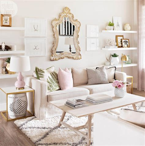 living room accessories 23 best copper and blush home decor ideas and designs for 2017