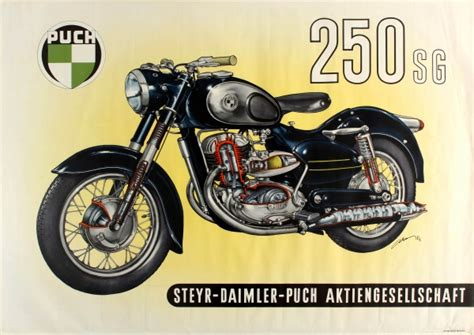 Original Vintage Posters -> Advertising Posters -> Puch