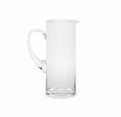 Glass Clear Pitcher Mgbwhome
