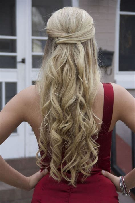 ideas for hair styles wavy hairstyles for prom 1000 ideas about prom hair