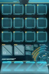 iPhone 4s JARVIS home screen #IronMan http://www.reddit ...