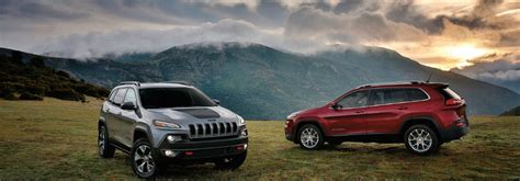 jeep cherokee colour options