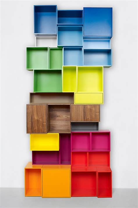 Cubit Modular Shelving System  Design Is This