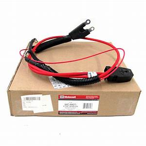 Ford F150 F250 Expedition Navigator 4wd Positive Battery Cable Oem F75z