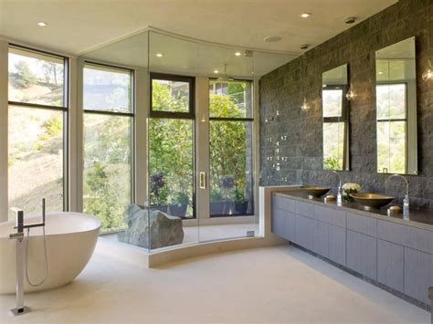 Spa Master Bathroom by Spa Inspired Master Bathrooms Hgtv