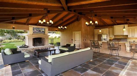 room design tips outdoor kitchen roof ideas rustic