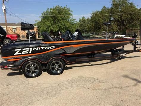 Boat Trader Wichita Falls Tx by Bass New And Used Boats For Sale In