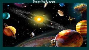 Wallpapers Solar System - ModaFinilsale