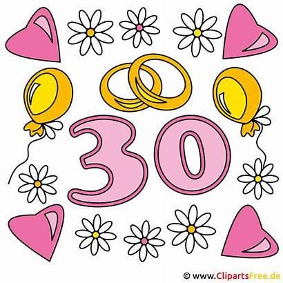 Hochzeitstag Perlenhochzeit Kostenlos Karte Clipart Zum Geburtstagskarten